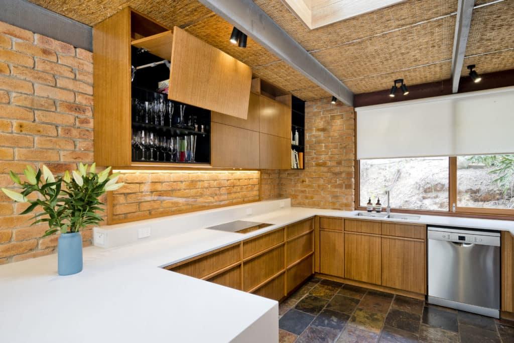 Kitchen restruction