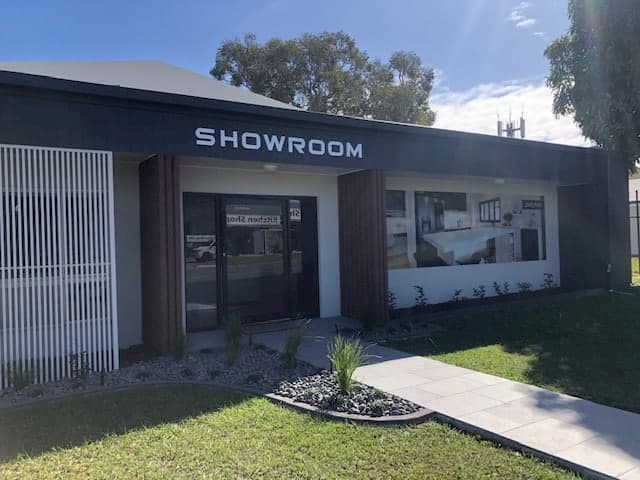 custom cabinetry showroom - Sunshine Coast