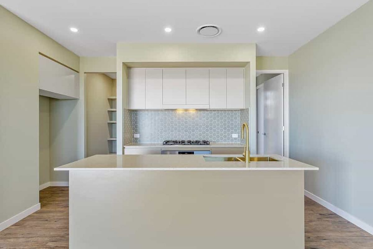 Monster Homes Kitchen — Askin Cabinets in Caloundra, QLD