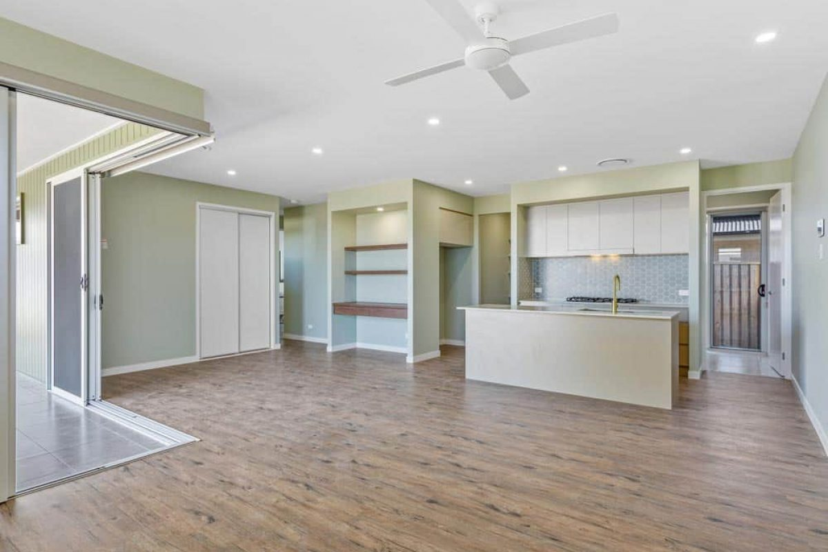 Monster Kitchen 2 — Askin Cabinets in Caloundra, QLD